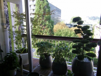 Comment amenager petit balcon - Amenager un petit balcon en ville ...