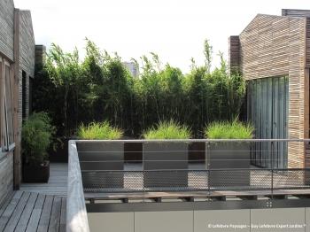 Le garden staging ou comment mettre en valeur son jardin for Plante en pot pour terrasse