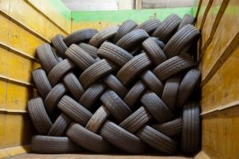 que deviennent les pneus usag s. Black Bedroom Furniture Sets. Home Design Ideas