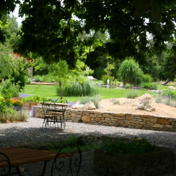 Un jardin m diterran en partout en france - Creer un jardin mediterraneen avignon ...