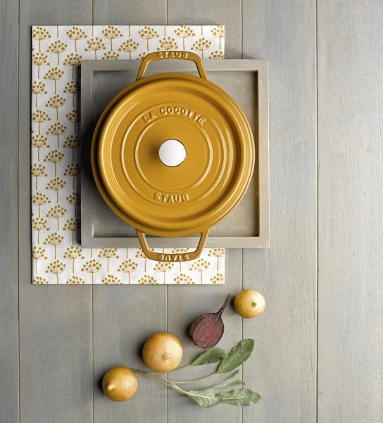 Couleur et d co jaune et orange for Deco cuisine jaune et orange