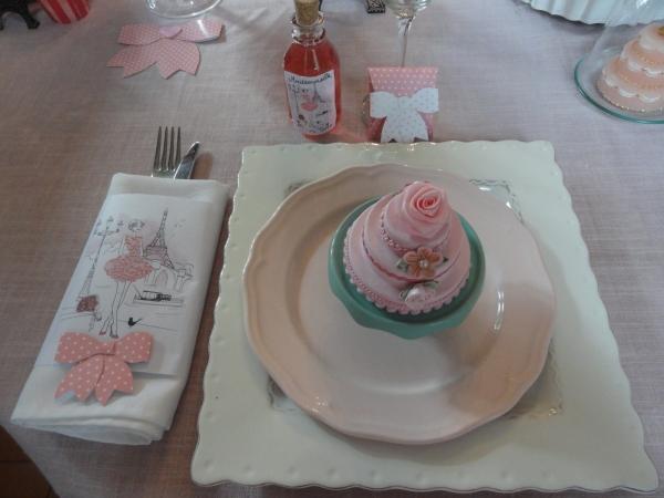 une table d 39 anniversaire girly et gourmande. Black Bedroom Furniture Sets. Home Design Ideas