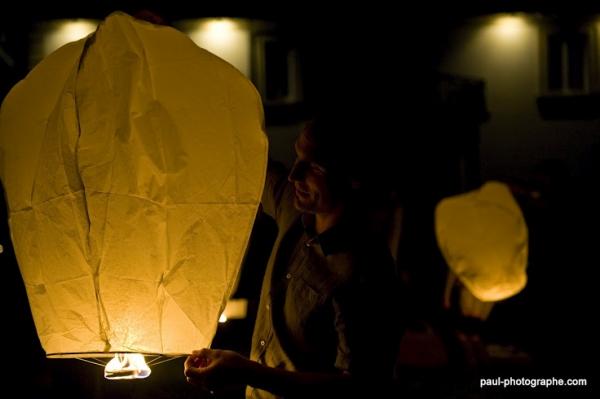 un l 226 cher de lanternes pour votre mariage