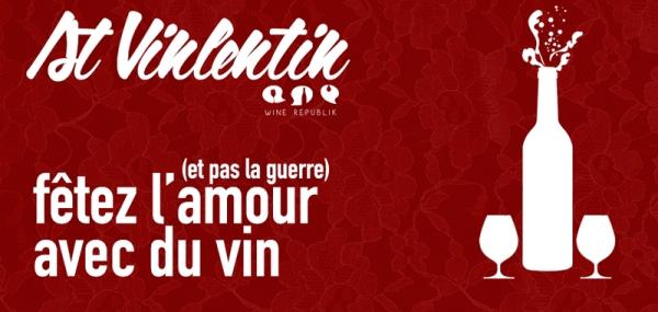 Saint valentin quel vin pour le s duire for Quel vin rouge pour cuisiner
