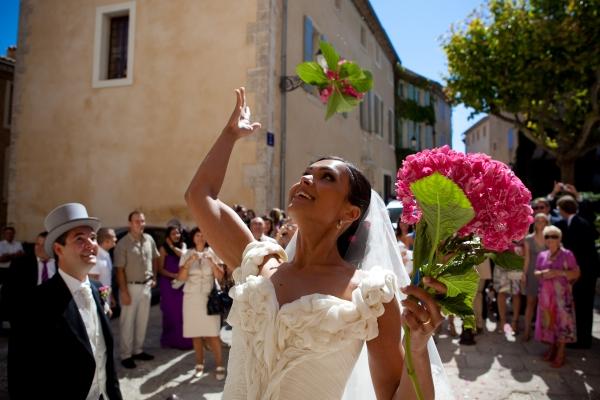 mariage chic dans un mas provenal - Domaine Des Andeols Mariage