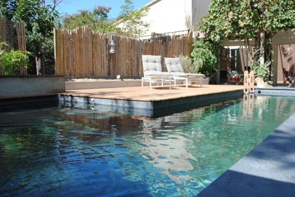 La piscine biologique colo saine et tendance for Piscine biologique