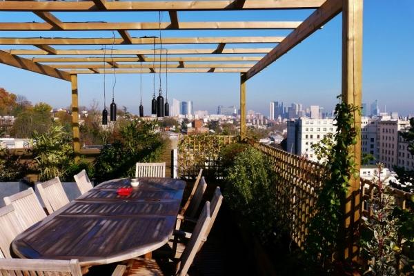 transformer une terrasse en piece a vivre transformer son. Black Bedroom Furniture Sets. Home Design Ideas