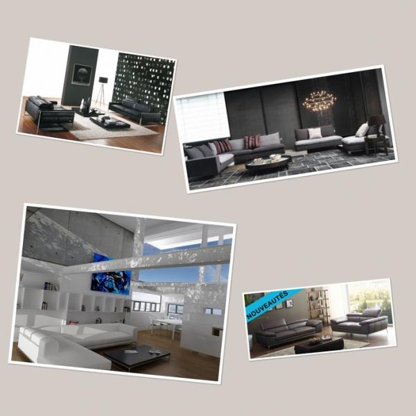 comment choisir la couleur de son canap. Black Bedroom Furniture Sets. Home Design Ideas