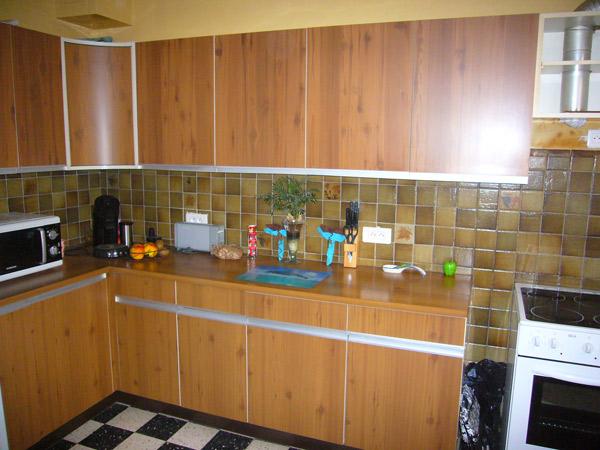 Planificateur de cuisine relooker cuisine rustique avant - Relooker une cuisine rustique ...