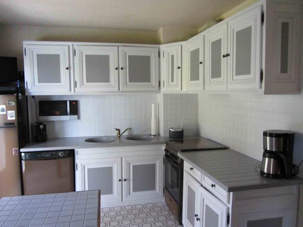 rnover sa cuisine rustique rnover une cuisine comment exceptional renover un plan de travail 9. Black Bedroom Furniture Sets. Home Design Ideas