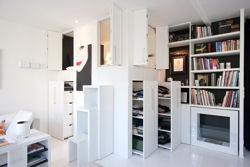 Le feng shui dans un petit espace for Rangement chaussures dans petit espace