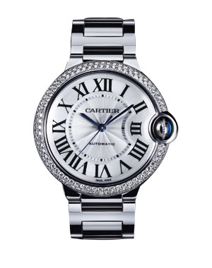 Cartier Womens W25064Z5 Santos Demoiselle Watch  amazoncom