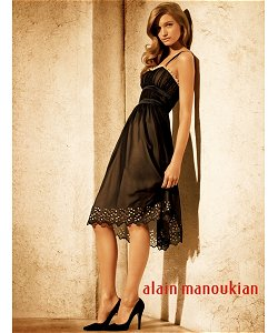 Magasin manoukian robe soiree