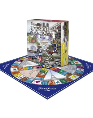 10 souvenirs kitsch de paris trivial pursuit edition paris. Black Bedroom Furniture Sets. Home Design Ideas